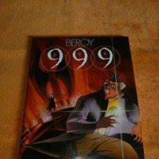 Cómics: 999-666 DE BEROY. Lote 155425238