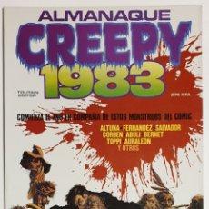 Cómics: CREEPY. ALMANAQUE 1983. Lote 155511609