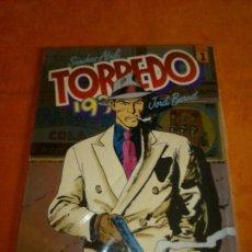 Cómics: TORPEDO # 1 TOUTAIN EDITOR. Lote 155517570