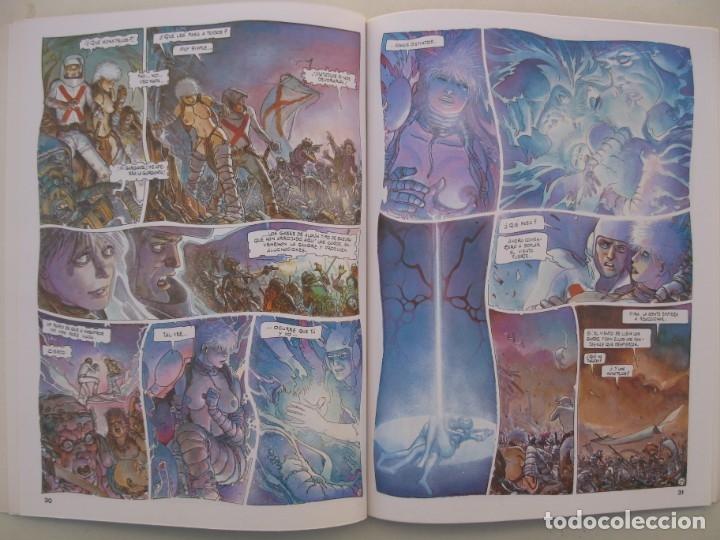 Cómics: BASURA - JUAN GIMENEZ - CARLOS TRILLO - TOUTAIN EDITOR - AÑO 1989. - Foto 2 - 155926714