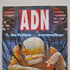 Cómics: ADN - FERNANDO DE FELIPE - OSCAR AIBAR - TOUTAIN EDITOR - AÑO 1990.. Lote 155928686