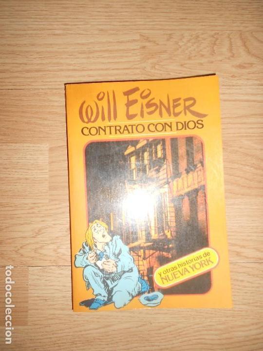 WILL EISNER - CONTRATO CON DIOS Y OTRAS HISTORIAS DE NUEVA YORK (Comics und Tebeos - Toutain - Andere Toutain)