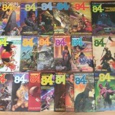 Cómics: LOTE 20 NUMEROS ZONA 84 (VER NUMEROS EN LA DESCRIPCION) - GCH. Lote 156478882