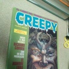 Cómics: CREEPY 14 - Nº 61 AL 64 - ED. TOUTAIN. Lote 156658342