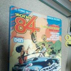 Cómics: ZONA 84 - Nº 71 AL 73 - ED. TOUTAIN. Lote 156658974