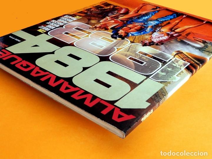 Cómics: 1984 ALMANAQUE PARA 1983, TOUTAIN EDITOR, ORIGINAL 1982 - MAGNIFICO ESTADO. - Foto 8 - 133584610