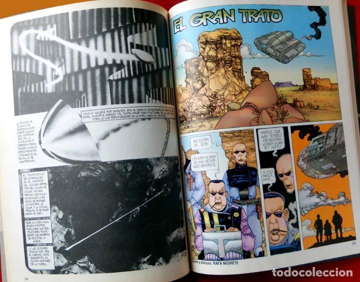 Cómics: 1984 ALMANAQUE PARA 1983, TOUTAIN EDITOR, ORIGINAL 1982 - MAGNIFICO ESTADO. - Foto 4 - 133584610