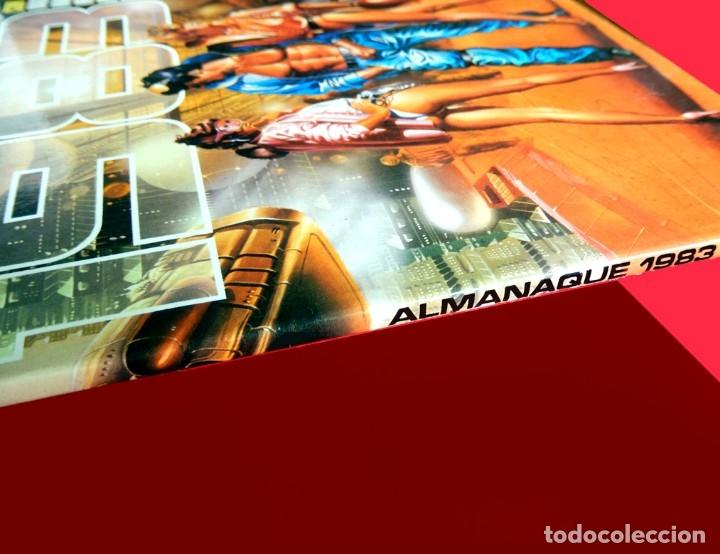 Cómics: 1984 ALMANAQUE PARA 1983, TOUTAIN EDITOR, ORIGINAL 1982 - MAGNIFICO ESTADO. - Foto 6 - 133584610