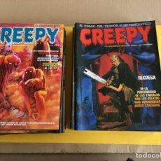 Cómics: CREEPY 2ª EOCA. 19 Nº. AÑO 1990. EDITORIAL TOUTAIN. Lote 158266054