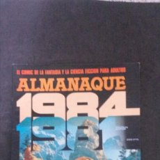 Cómics: 1984-ALMANAQUE 1981. Lote 158560222