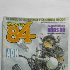 Comics : ZONA 84 Nº 65 - 66 - 67, FANTASTICOS AÑOS 80, EDITOR TOUTAIN. Lote 158684918