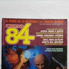 Comics : ZONA 84, Nº 62, TOUTAIN EDITOR. Lote 158686102