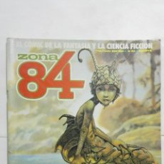 Comics : ZONA 84, Nº 53, TOUTAIN EDITOR. Lote 158686306