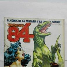 Cómics: ZONA 84, Nº 66, TOUTAIN EDITOR. Lote 210699601