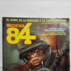 Comics : ZONA 84, Nº 59, TOUTAIN EDITOR. Lote 158686514
