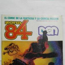 Comics : ZONA 84, Nº 72, TOUTAIN EDITOR. Lote 158687442