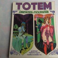 Cómics: TOTEM EXTRA Nº 2 ESPECIAL MUJERES. Lote 158689778
