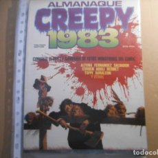Cómics: CREEPY -ALMANAQUE 1983. Lote 158813346