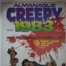 Cómics: ALMANAQUE CREEPY 1983. Lote 158838306