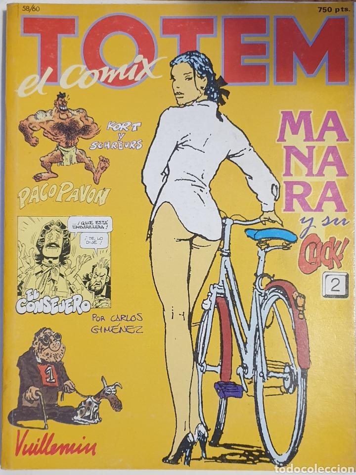 TOTEM. EL COMIX (Tebeos y Comics - Toutain - Otros)