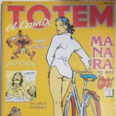 Cómics: TOTEM. EL COMIX. Lote 158843730