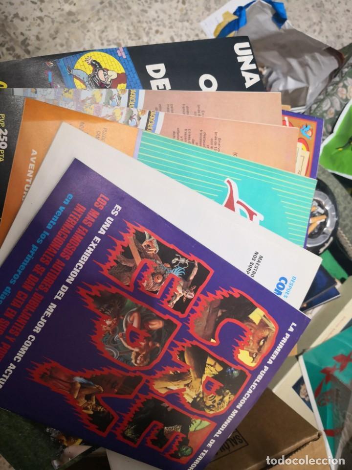 Cómics: 6 comic revista HISTORIA DE LOS COMICS Nº 30, 25,26,27,28 y 29.TOUTAIN EDITOR - Foto 2 - 158905438