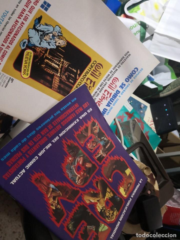 Cómics: 6 comic revista HISTORIA DE LOS COMICS Nº 30, 25,26,27,28 y 29.TOUTAIN EDITOR - Foto 6 - 158905438