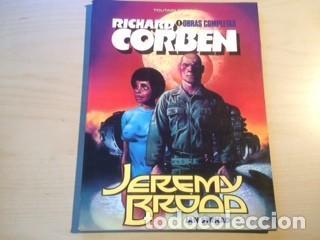 OBRAS COMPLETAS RICHARD CORBEN LOTE 10 EJEMPLARES TAMBIÉN SUELTOS (Tebeos y Comics - Toutain - Creepy)