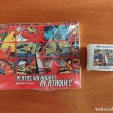 Cómics: PLATOS VOLADORES - BRECCIA & OESTERHELD. Lote 159155194