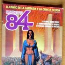 Cómics: ZONA 84 N 19 -- TOUTAIN IMPECABLE . Lote 159167942