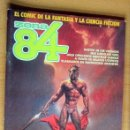 Cómics: ZONA 84 N 20 -- TOUTAIN MUY BUEN ESTADO. Lote 159168122