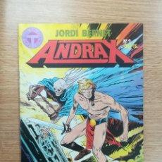 Cómics: ANDRAX #1. Lote 159383628