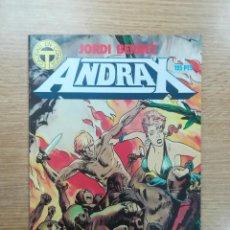 Cómics: ANDRAX #4. Lote 159383640