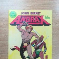 Cómics: ANDRAX #5. Lote 159383644