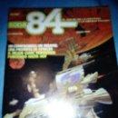 Cómics: ZONA 84 Nº 1, EDITOR TOUTAIN. Lote 159444994