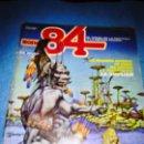 Cómics: ZONA 84 Nº 4, EDITOR TOUTAIN. Lote 159445078