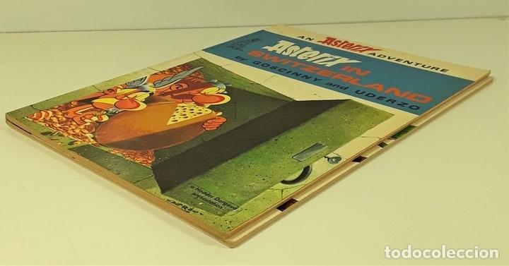 Cómics: ASTERIX. 2 EJEMPLARES. INGLÉS-FRANCÉS. VARIAS EDITORIALES. 1970/1990. - Foto 3 - 160137866
