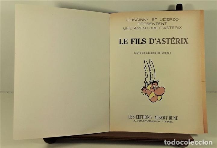 Cómics: ASTERIX. 2 EJEMPLARES. INGLÉS-FRANCÉS. VARIAS EDITORIALES. 1970/1990. - Foto 4 - 160137866