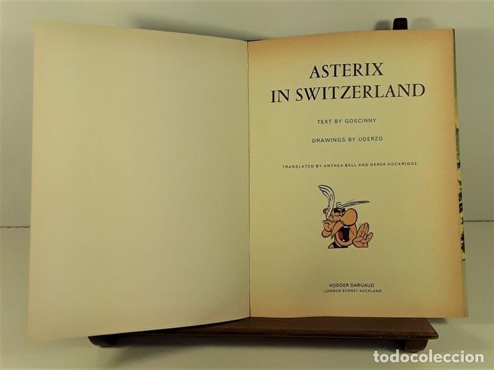 Cómics: ASTERIX. 2 EJEMPLARES. INGLÉS-FRANCÉS. VARIAS EDITORIALES. 1970/1990. - Foto 6 - 160137866