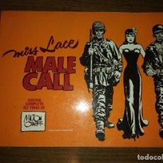 Cómics: MISS LACE. MALE CALL. EDICIÓN COMPLETA 152 TIRAS DE MILTON CANIFF. TOUTAIN EDITOR.. Lote 160336070