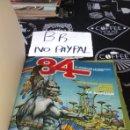 Cómics: ZONA 84 NÚMERO 4 PROVIENE DE RETAPADO VER FOTOS ESTADO. Lote 160369114
