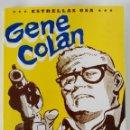 Cómics: ESTRELLAS USA: GENE COLAN - ÁLBUM TOUTAIN 1991. Lote 160539762