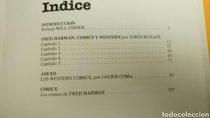 Cómics: Fred Harman, comics y western, de Jordi Buxade. - Foto 2 - 160675272