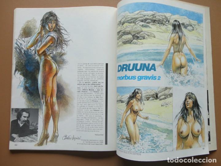 Cómics: ZONA 84 Nº- 39 - Foto 2 - 161115538