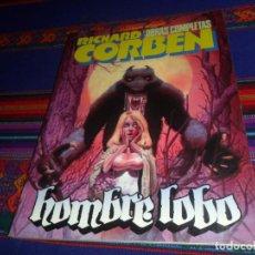 Cómics: RICHARD CORBEN OBRAS COMPLETAS Nº 2 HOMBRE LOBO. TOUTAIN 1984. REGALO GRANDES MITOS DEL OESTE Nº 2.. Lote 161770086