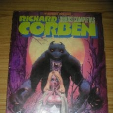 Comics: RICHARD CORBEN - OBRAS COMPLETAS 2: HOMBRE LOBO - 1ª EDICIÓN (VER DESCRIPCIÓN). Lote 212425221