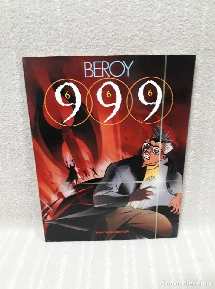 999 - BEROY (Tebeos y Comics - Toutain - Álbumes)