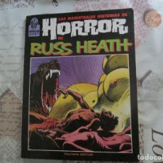 Cómics: HORROR DE RUSS HEATH . Lote 164204886