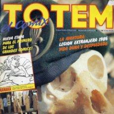 Cómics: TOTEM. EL COMIC. NUEVA ÉPOCA. TOMO 1. TOUTAIN EDITOR. Lote 164582930