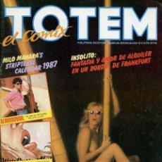 Cómics: TOTEM. EL COMIC. NUEVA ÉPOCA. TOMO 2. TOUTAIN EDITOR. Lote 164582994